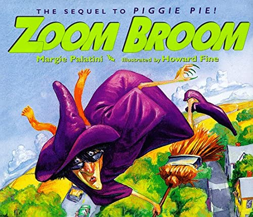 9780786803224: Zoom Broom