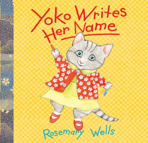 9780786803712: Yoko Writes Her Name (A Yoko Book)