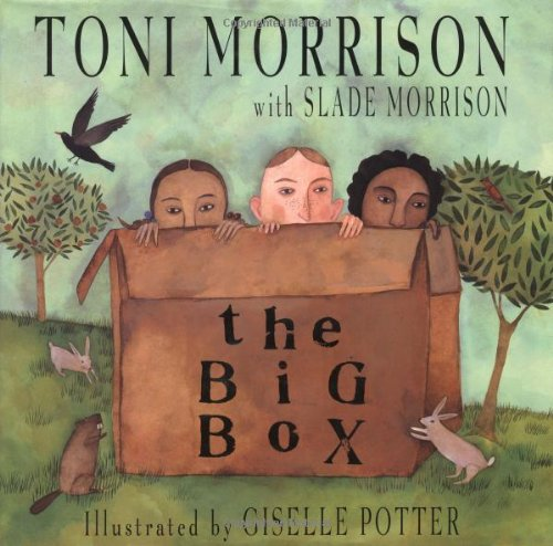 The Big Box: Morrison, Toni;Morrison, Slade