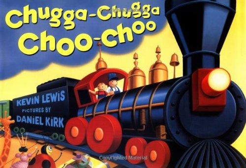 9780786804290: Chugga-Chugga Choo-Choo