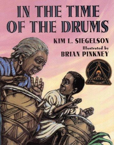9780786804368: In the Time of the Drums (Coretta Scott King Illustrator Award Winner)