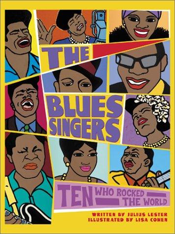 9780786804634: Blues Singers : Ten Who Rocked the World