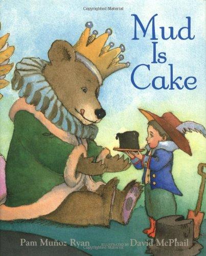 Mud is Cake: Ryan, Pam Munoz
