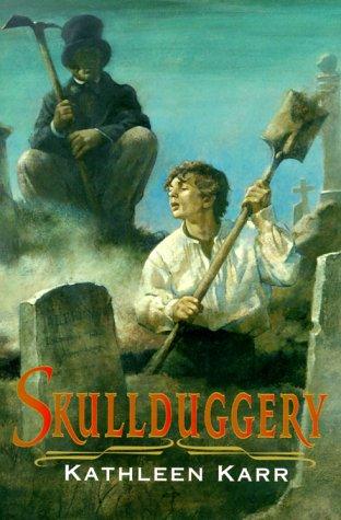 Skullduggery: Karr, Kathleen