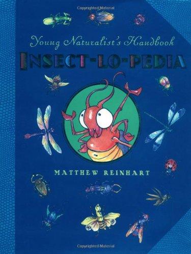9780786805594: Young Naturalist's Handbook: Insect-lo-pedia