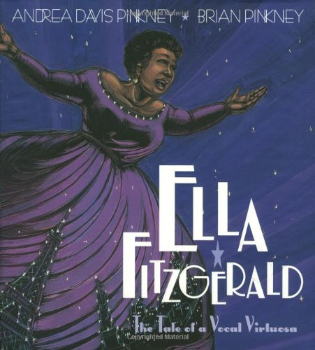 Ella Fitzgerald: The Tale of a Vocal Virtuosa: Pinkney Andrea Davis, Pinkney, Brian