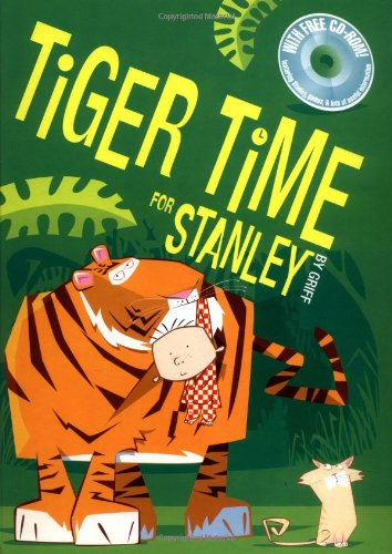 9780786805952: Tiger Time for Stanley
