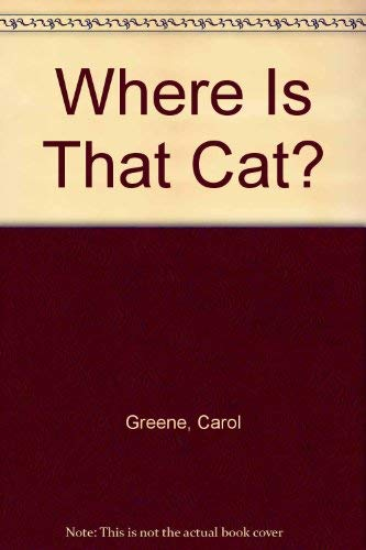 9780786806119: Where Is That Cat?