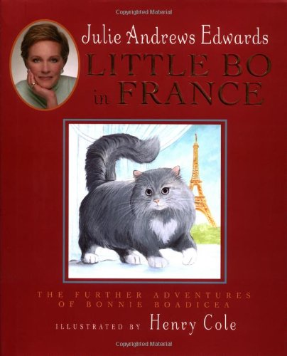 LITTLE BO IN FRANCE : The Further Adventures of Bonnie Boadicea