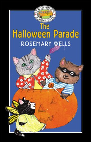 9780786807239: Yoko & Friends School Days: The Halloween Parade - Book #3 (Yoko and Friends-school Days)