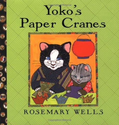 9780786807376: Yoko's Paper Cranes