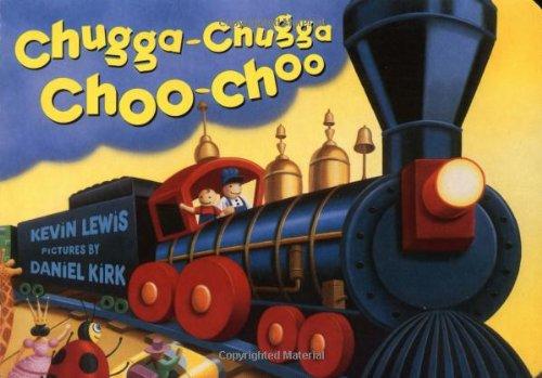 Chugga-Chugga Choo-Choo: Kevin Lewis