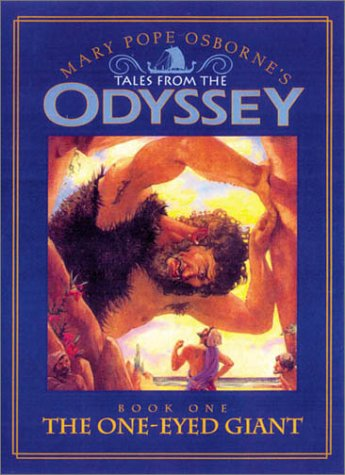 9780786807703: Mary Pope Osborne's Tales from the Odyssey The One-Eyed Giant