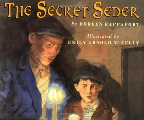 The Secret Seder (0786807776) by Doreen Rappaport