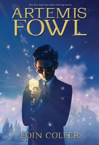 Artemis Fowl. { FIRST EDITION/ FIRST PRINTING.}.