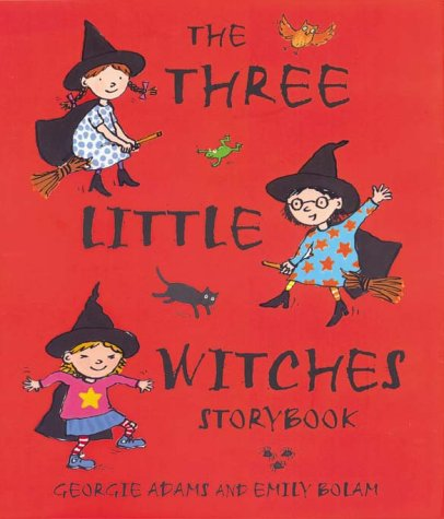 9780786808243: The Three Little Witches Storybook
