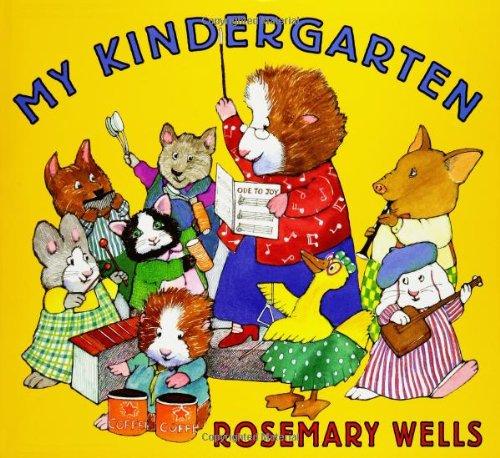 9780786808335: MY KINDERGARTEN (Booklist Editor's Choice. Books for Youth (Awards))