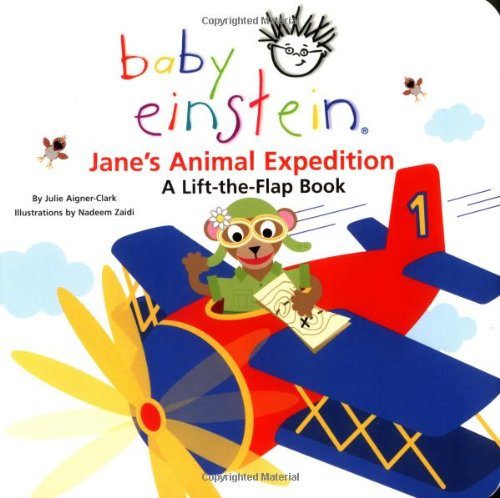 9780786808410: Baby Einstein Jane's Animal Expedition