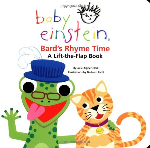 9780786808427: Baby Einstein: Bard's Rhyme Time