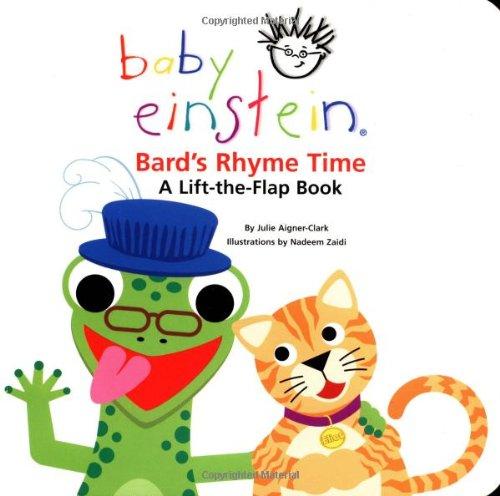 9780786808427: Baby Einstein: Bard's Rhyme Time