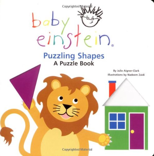 9780786808441: Baby Einstein: Puzzling Shapes