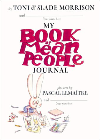 9780786808953: Book of Mean People, The - Journal