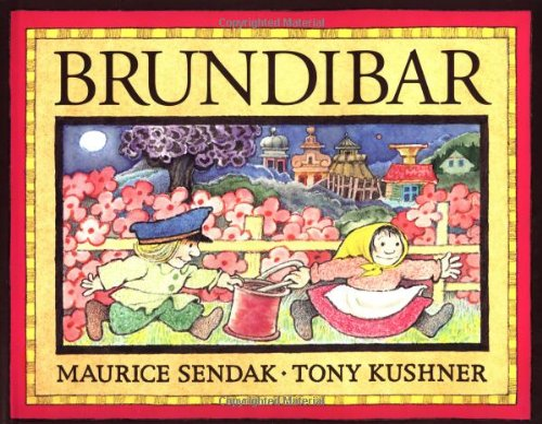 BRUNDIBAR (SIGNED BY TONY KUSHNER FIRST PRINTING): KUSHNER, TONY (SIGNED),