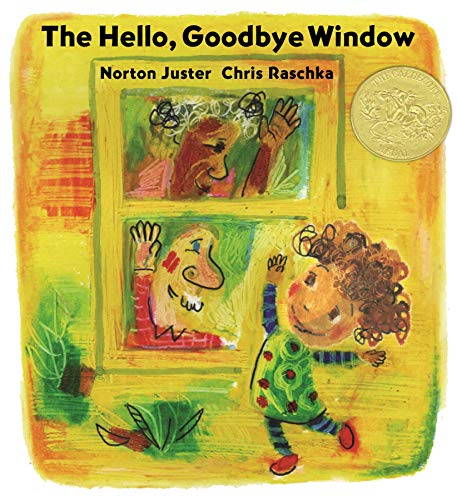 9780786809141: The Hello, Goodbye Window (Boston Globe-Horn Book Honors (Awards))
