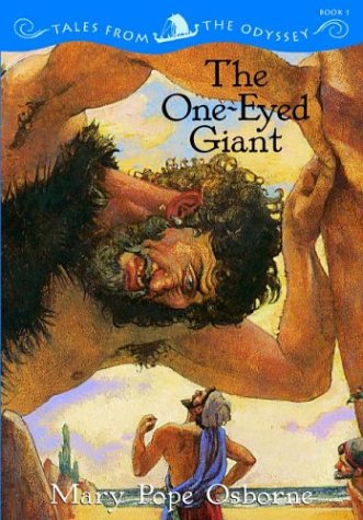 9780786809288: The One-Eyed Giant (Tales from the Odyssey)