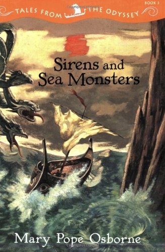 9780786809301: Sirens and Sea Monsters (Odyssey)