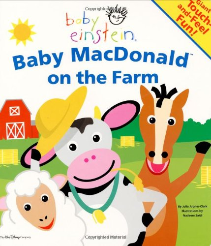 9780786809400: Baby Mcdonald on the Farm (Baby Einstein)