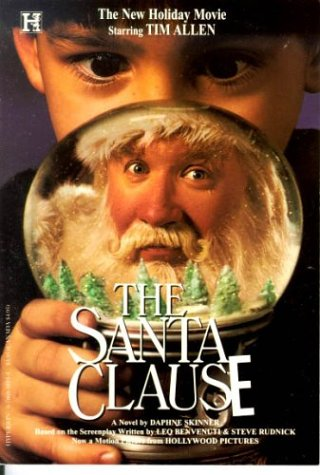 9780786810116: The Santa Clause
