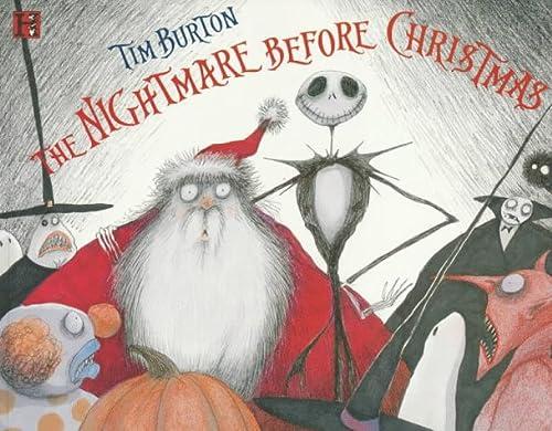 9780786810147: BURTON T, NIGHTMARE BEFORE CHRISTMAS (PB) [O/P]