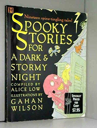 9780786811144: Spooky Stories for a Dark and Stormy Night