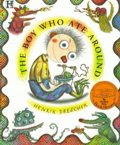 9780786811281: The Boy Who Ate Around