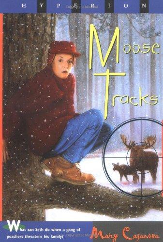 9780786811373: Moose Tracks