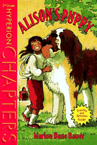 9780786811403: Alison's Puppy (Hyperion Chapters)