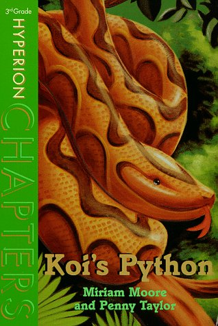 9780786812271: Koi's Python (Hyperion Chapters)