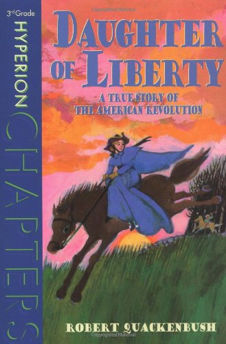 9780786812868: Daughter of Liberty (Hyperion Chapters)
