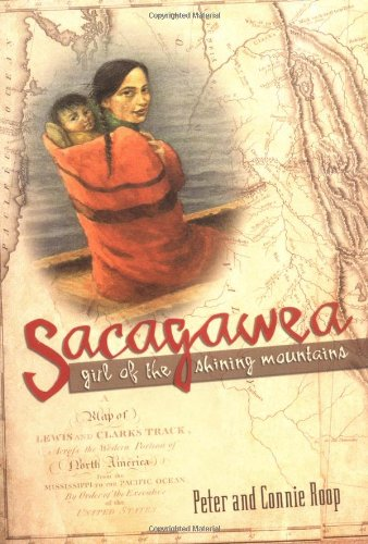9780786813230: Sacagawea: Girl of the Shining Mountains