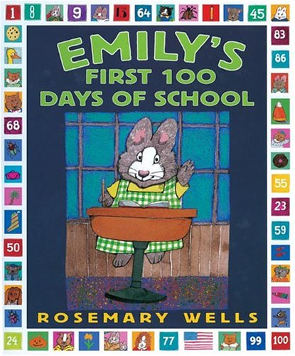 9780786813544: Emily's First 100 Days of School
