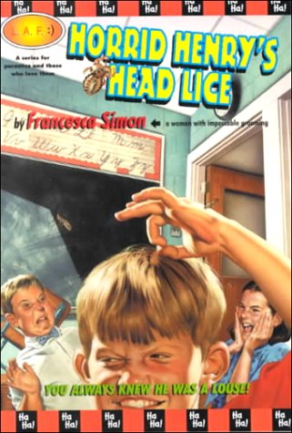 9780786813698: Horrid Henry's Head Lice (L.A.F. Books)