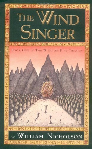 9780786814176: The Wind Singer: An Adventure
