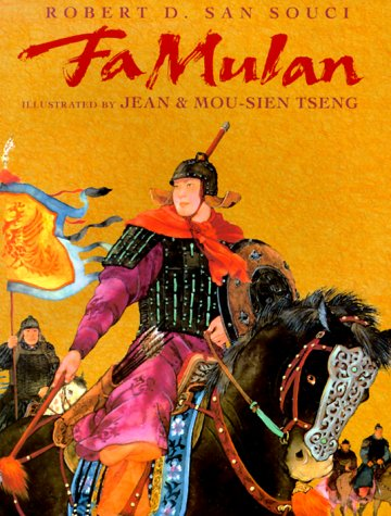 9780786814213: Fa Mulan: The Story of a Woman Warrior