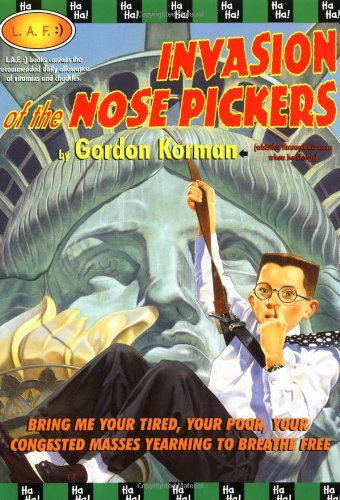 9780786814473: Invasion of the Nose Pickers (L.A.F.)