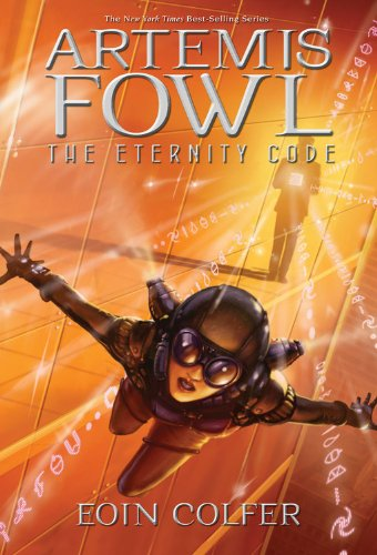 9780786814930: The Eternity Code (Artemis Fowl, Book 3)