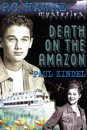 P.C. Hawke Mysteries #6: Death on the: Zindel, Paul