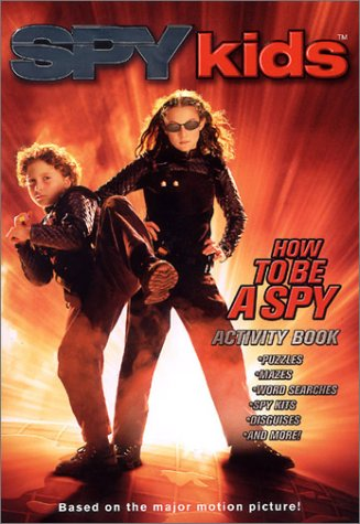 9780786816286: Spy Kids: How to Be a Spy Activity Book