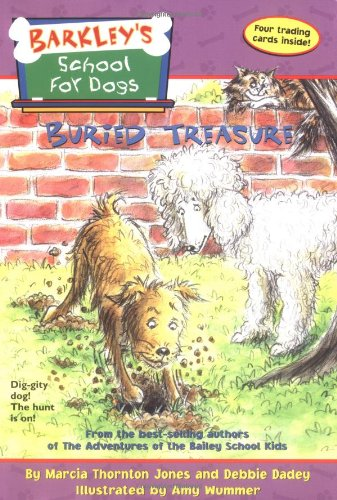 9780786816750: Barkley's School for Dogs #7: Buried Treasure