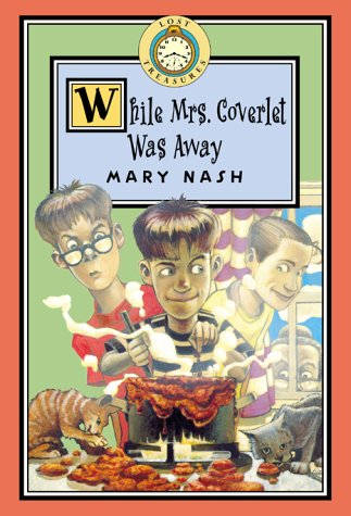 9780786816958: While Mrs. Coverlet Was Away